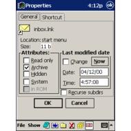 Total Commander для Pocket PC