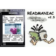 Скриншот ReadManiac 2.6 Beta 13