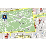 Скриншот Google Maps 4.1.1