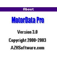 Скриншот MotorData Pro 3.0