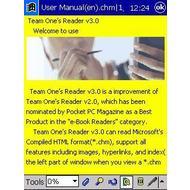 Скриншот Team One's Reader 3.0.126