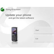 Скриншот Sony Ericsson Update Service 2.11.12.5