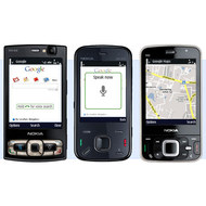 google maps на Nokia s60 (Symbian)