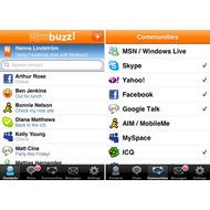 Скриншот Nimbuzz 3.2.0