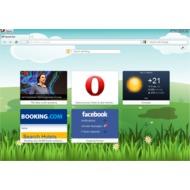 Скриншот Opera для Linux 12.02 / 10.63