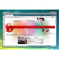 Скриншот Opera AC 3.7.9 Final (11.64.1403.4)