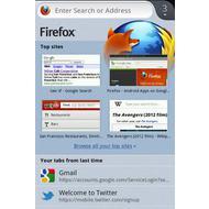 Скриншот Firefox для Android 15.0.1