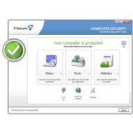 Скриншот F-Secure Internet Security 2013 12.71 Build 102