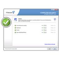 Скриншот F-Secure Internet Security