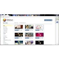 Скриншот Orbitum
