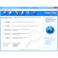 Скриншот Trojan Killer 2.1.8.5