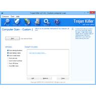 Скриншот Trojan Killer
