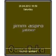 Скриншот Jimm aspro (Jabber) 0.7.0m