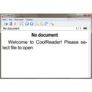 Скриншот Cool Reader 3.0.56-42