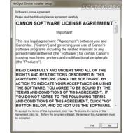 Скриншот Драйвер для принтера Canon i-SENSYS LBP2900