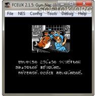 Скриншот FCEUX 2.1.5