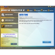 Скриншот Modem Booster 8.0.0.1