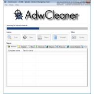 Скриншот AdwCleaner 3.004