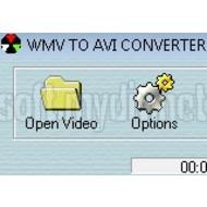 Скриншот WMV TO AVI Converter 3.1.1