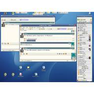 Скриншот Miranda IM 0.10.80.0
