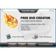 Скриншот Free DVD Creator 2.0