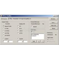 Скриншот MPEG4 Modifier 1.4.4