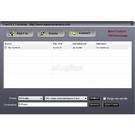 Скриншот Free FLV Converter